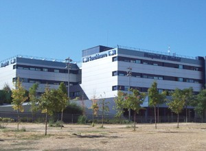 'Madrid Sanchinarro University Hospital' in Hortaleza district in Madrid (Spain). Inaugurated in 2007.